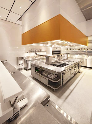 commercial kitchen design in udaipur